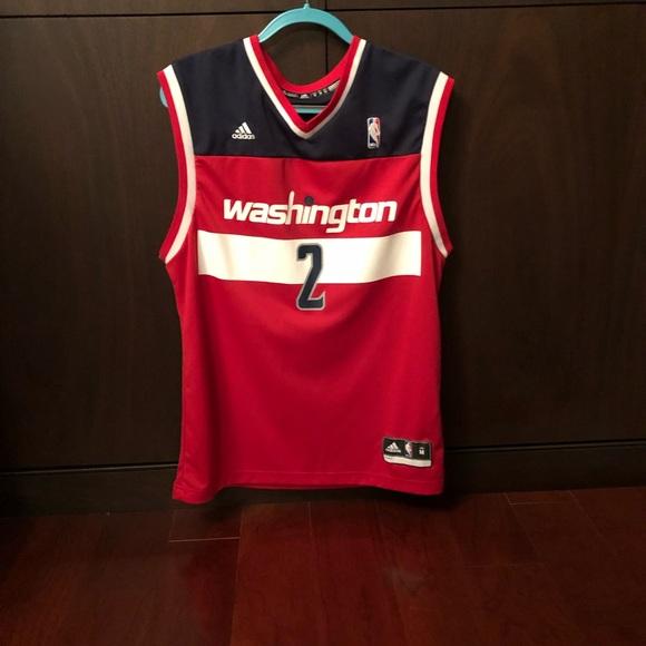 new concept 5c246 85da9 John Wall Washington Wizards Jersey size M
